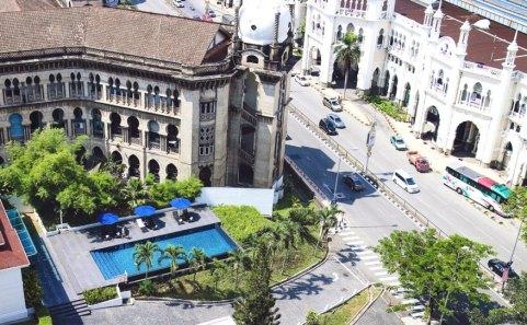 Hotel Majestic Kuala Lumpur 14