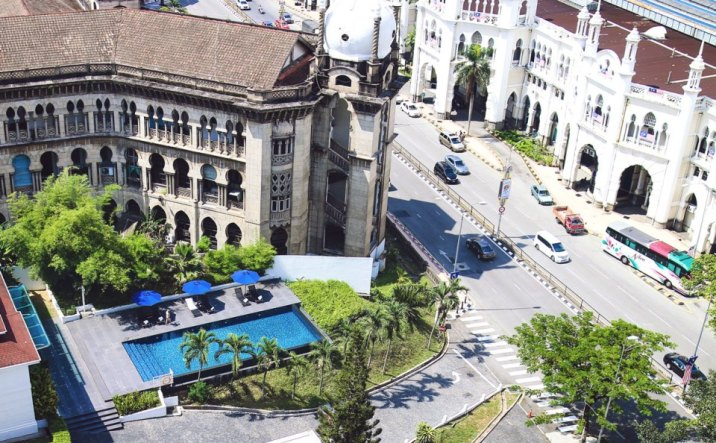 Hotel Majestic Kuala Lumpur
